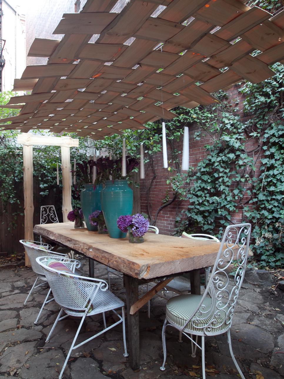 DIY Outdoor Shade  10 Creative DIY Outdoor Shady Space Ideas Page 2 of 2
