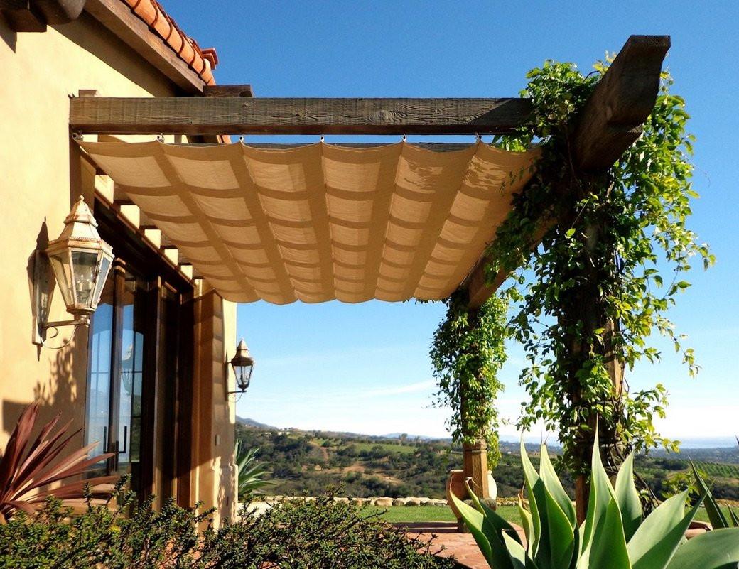 DIY Outdoor Shade  10 Creative DIY Outdoor Shady Space Ideas