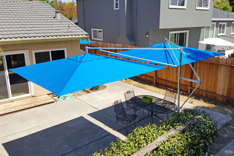 DIY Outdoor Shade  10 Patio & Deck Shade Ideas You Can Build Yourself
