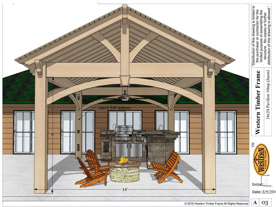 DIY Pavilion Plans  Gazebo & Pavilion Kits
