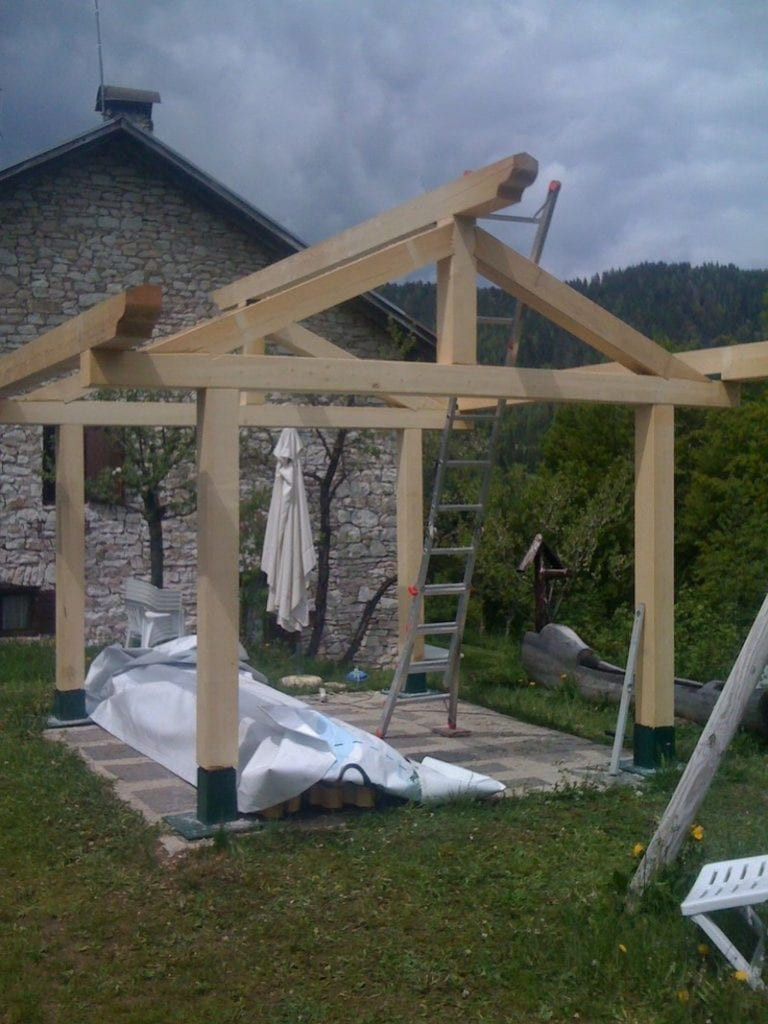 DIY Pavilion Plans  How To Build A Gazebo