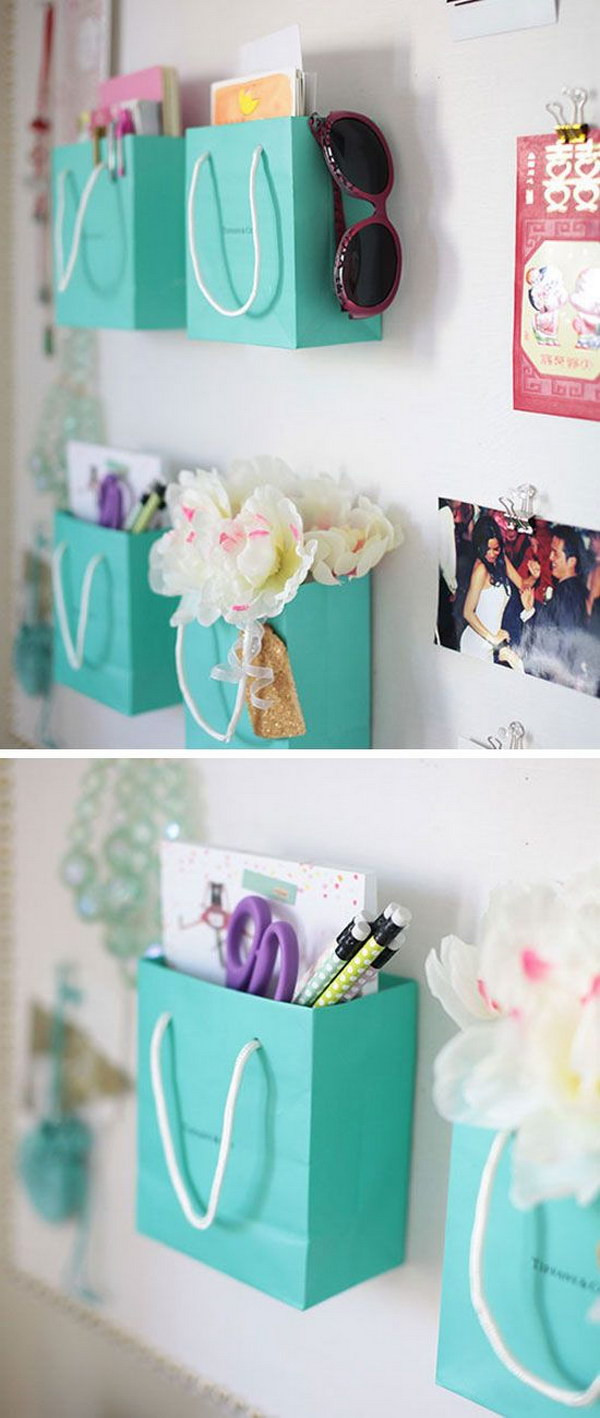 DIY Room Decorations For Girls  25 DIY Ideas & Tutorials for Teenage Girl s Room