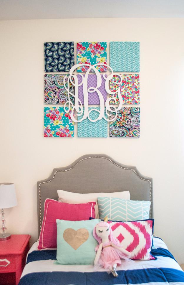 DIY Room Decorations For Girls  42 DIY Room Decor Ideas for Girls