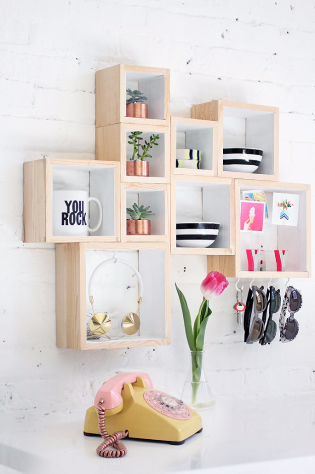 DIY Room Decorations For Girls  31 Teen Room Decor Ideas for Girls DIY Projects for Teens
