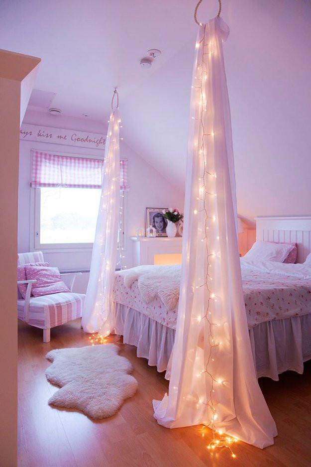 DIY Room Decorations For Girls  22 Easy Teen Room Decor Ideas for Girls DIY Ready