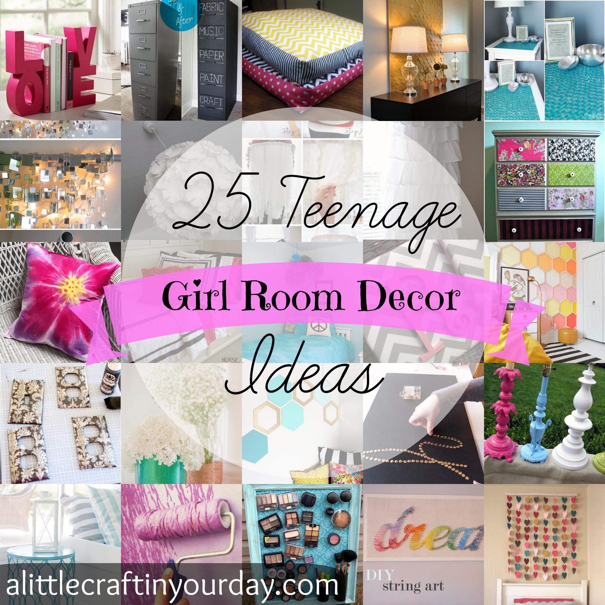 DIY Room Decorations For Girls  12 DIY Spring Room Decor Ideas – Craft Teen