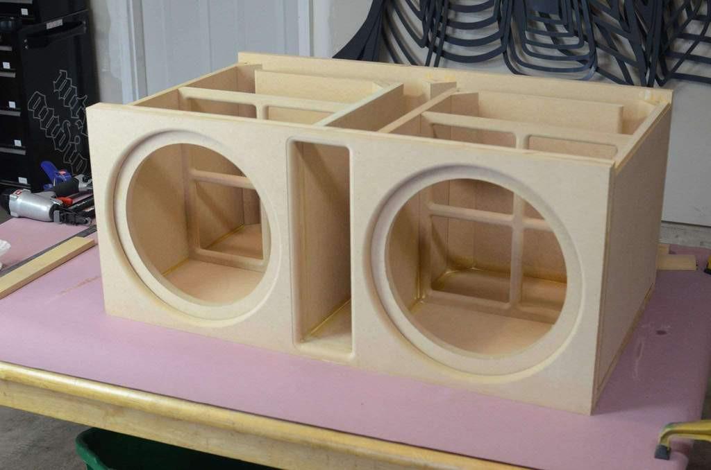 DIY Sub Boxes  CT Sounds