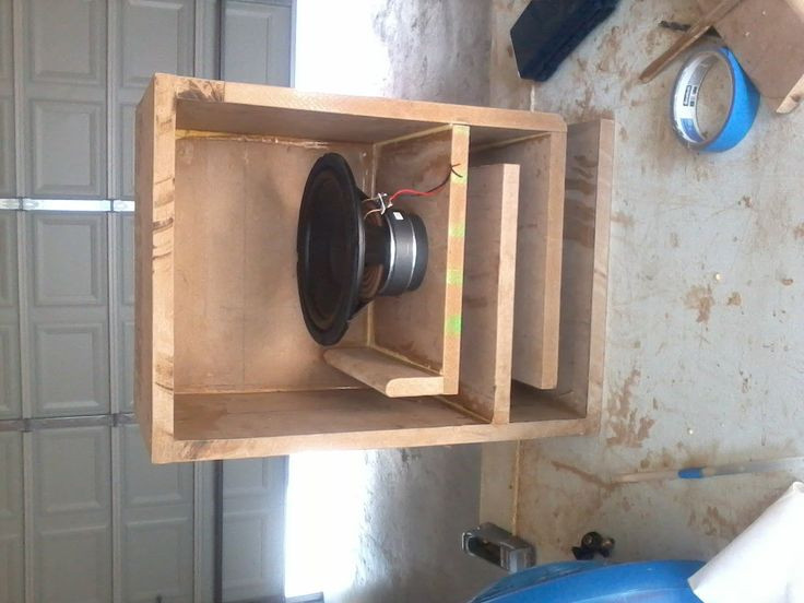 DIY Sub Boxes  Subwoofer Box Building Plans WoodWorking Projects & Plans