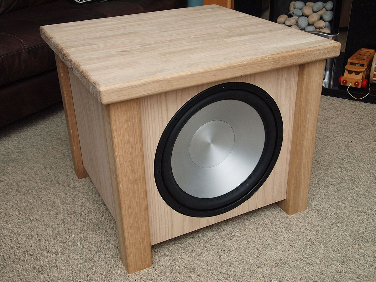 DIY Sub Boxes  Needing a sub for my place Suggestions needed AVS Forum