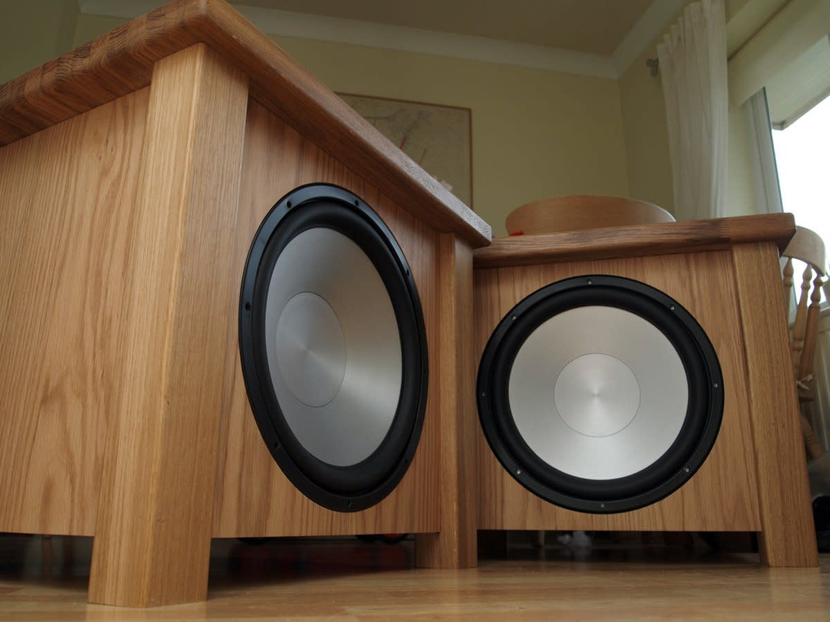 DIY Sub Boxes  How to Design & Build Your Own DIY Subwoofer