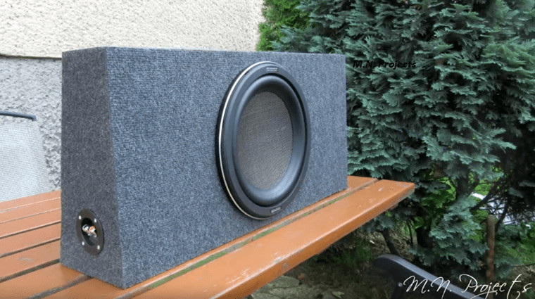 DIY Sub Boxes  An Easy DIY Car Subwoofer Box That Will Make Heads Turn As