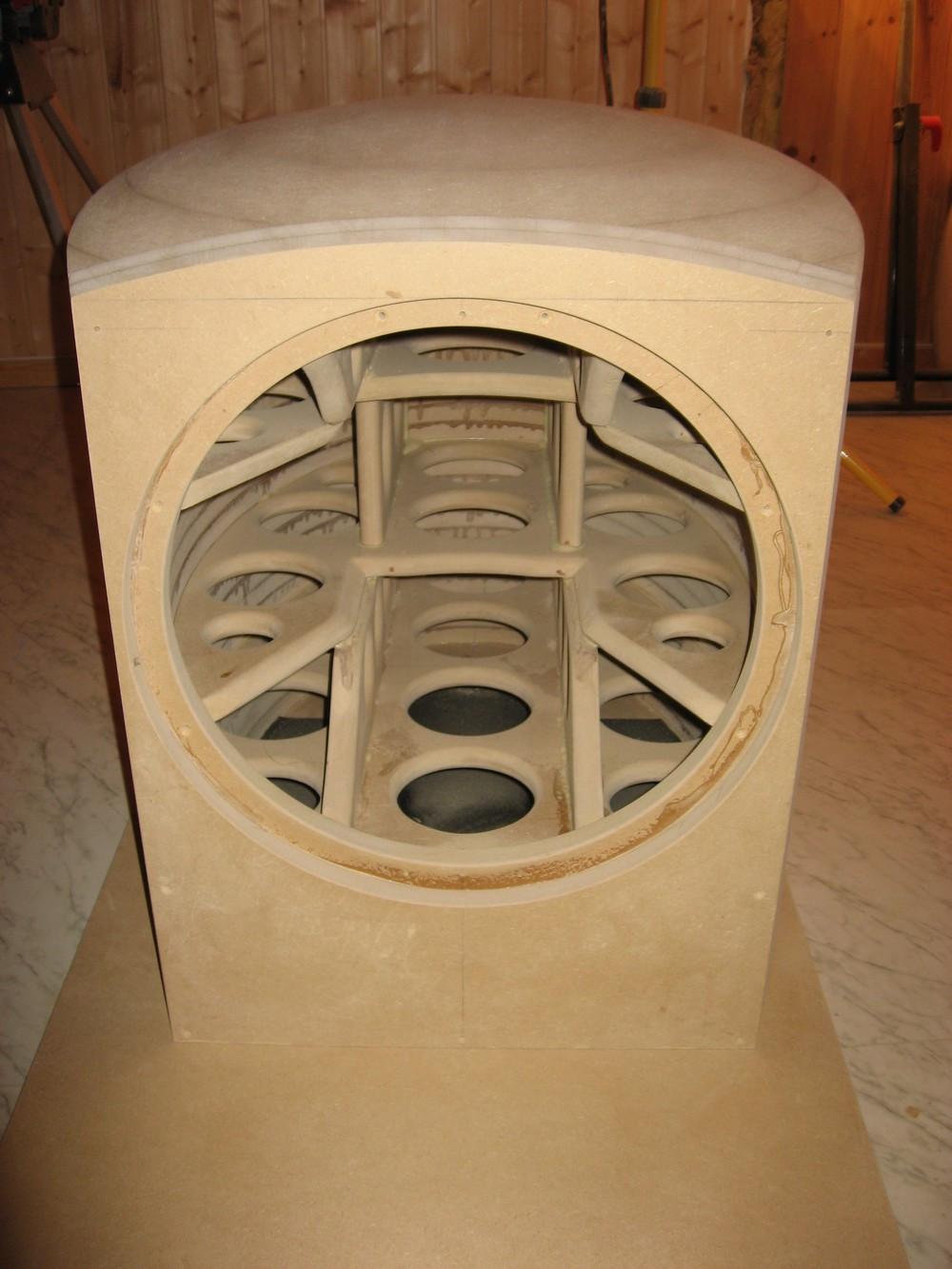 DIY Sub Boxes  My new not Lansing DIY subwoofer