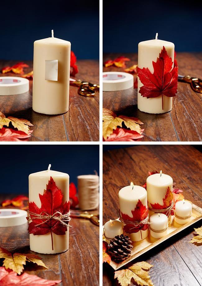 DIY Thanksgiving Decor Pinterest  30 Creatively Fun Thanksgiving Decoration DIY Ideas – Highpe