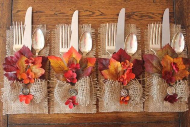 DIY Thanksgiving Decor Pinterest  19 Totally Easy & Inexpensive DIY Thanksgiving Decorations