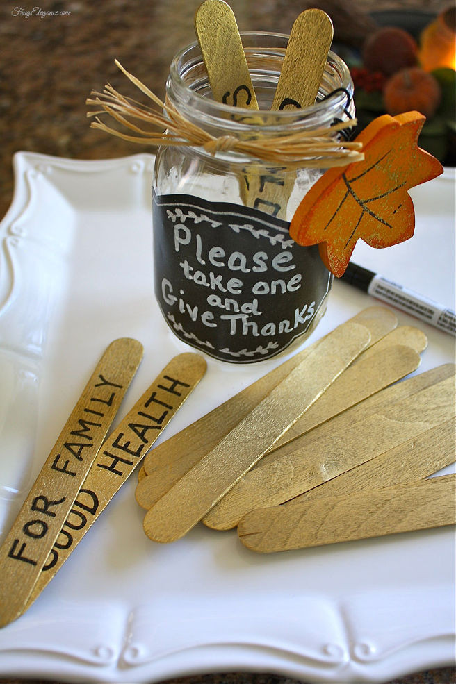 DIY Thanksgiving Decor Pinterest  DIY Thanksgiving Decor Ideas That Will Warm Your Heart