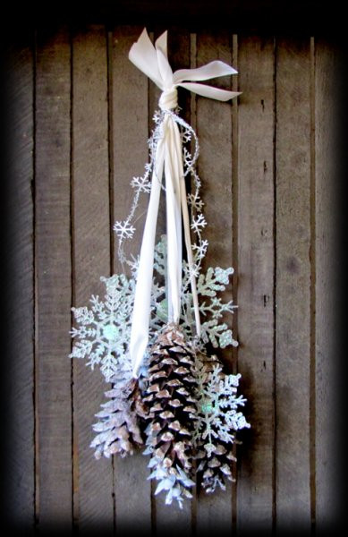 DIY Winter Decor  The Best DIY Winter Home Decorations Ever 18 Great Ideas