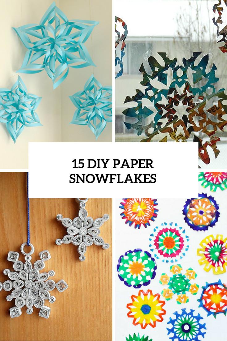 DIY Winter Decor  diy winter decorations Archives Shelterness