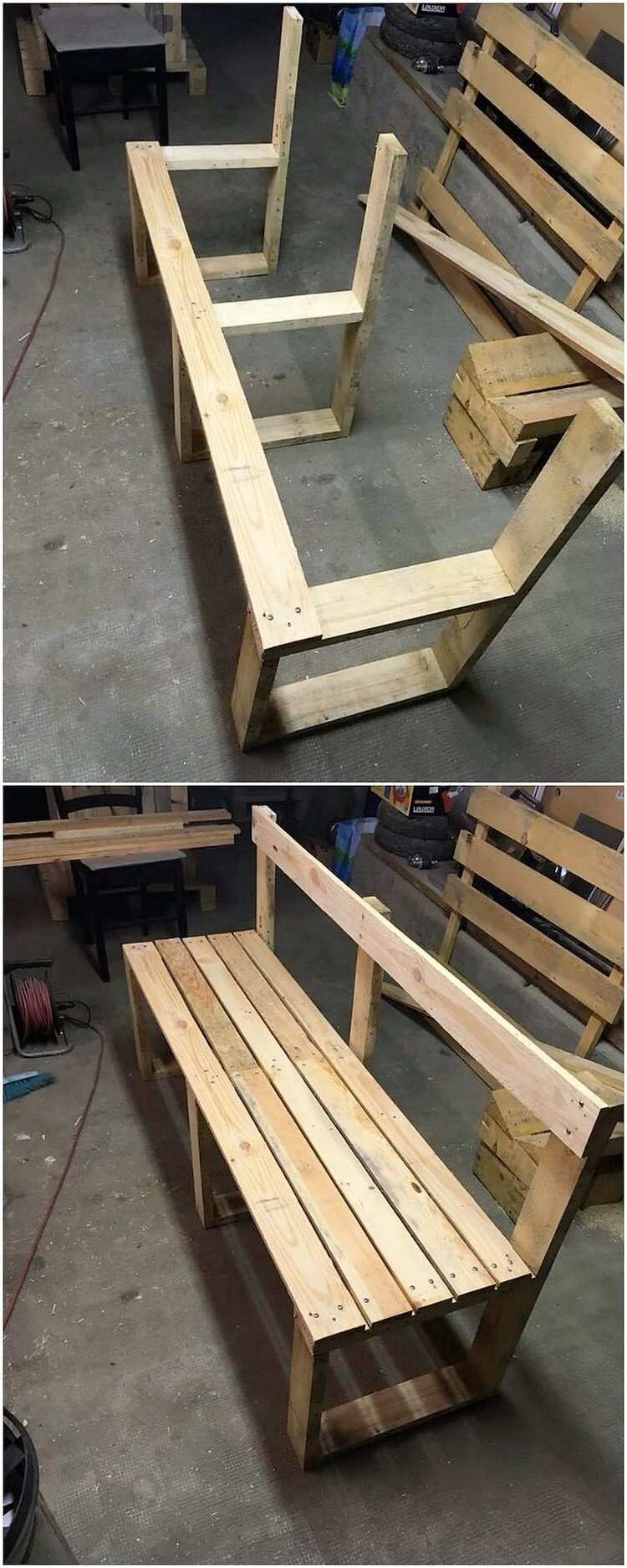 DIY Wood Projects  Easy to Make and Inexpensive DIY Wood Pallet Projects