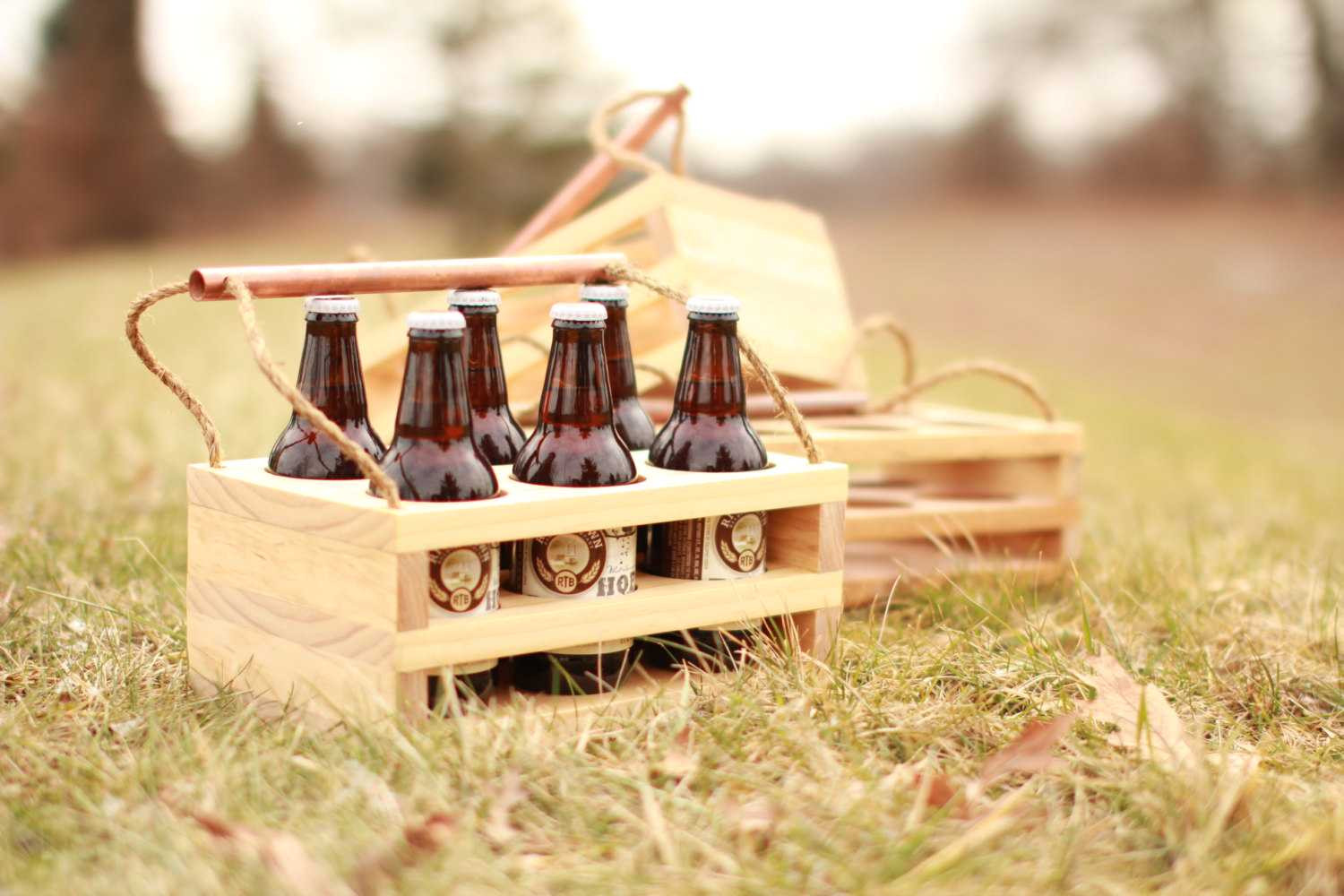 DIY Wood Projects  16 Handy DIY Projects From Old Wooden Crates Style