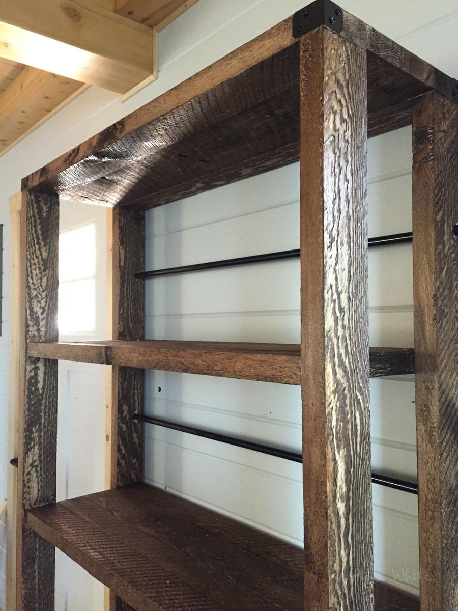 DIY Wood Shelf  Ana White