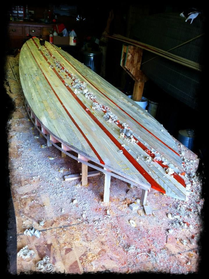 DIY Wood Surfboard  TUCKER SURF SUPPLY Build your own DIY hollow wood