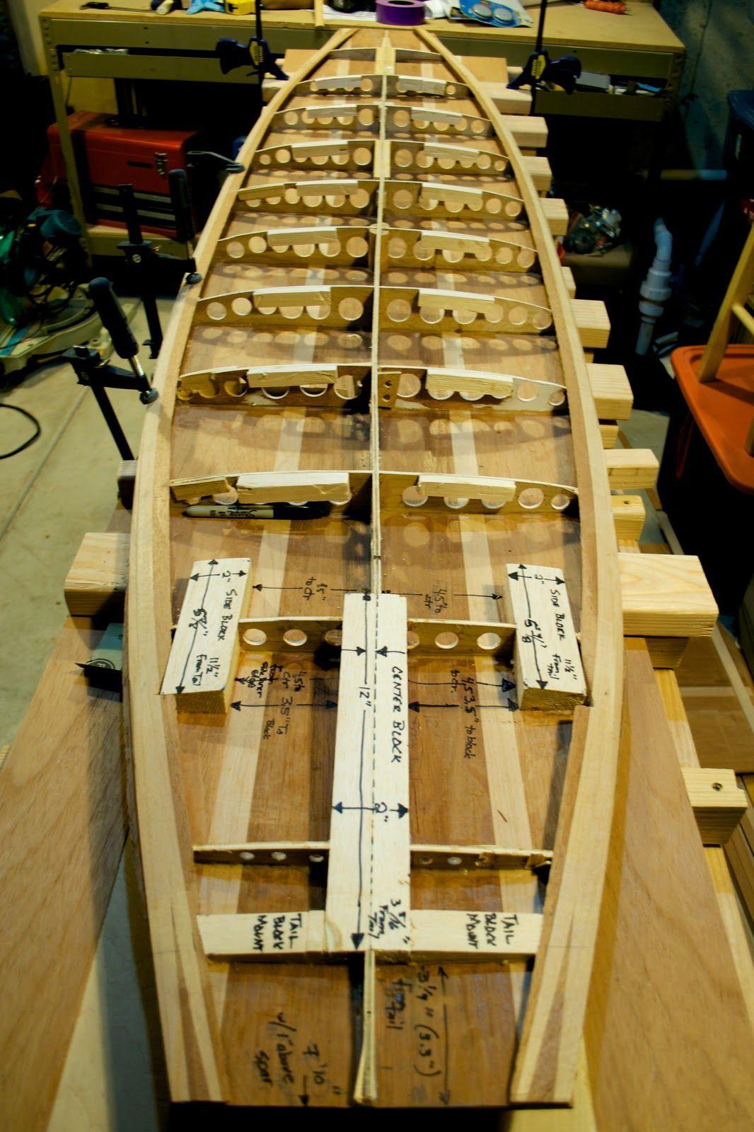 DIY Wood Surfboard  Wooden Surfboard Project Winter 2010 11