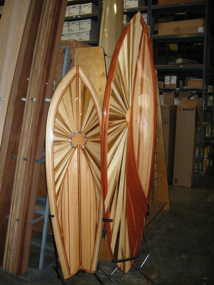 DIY Wood Surfboard  Build your own DIY hollow wooden kick ass surfboard from a