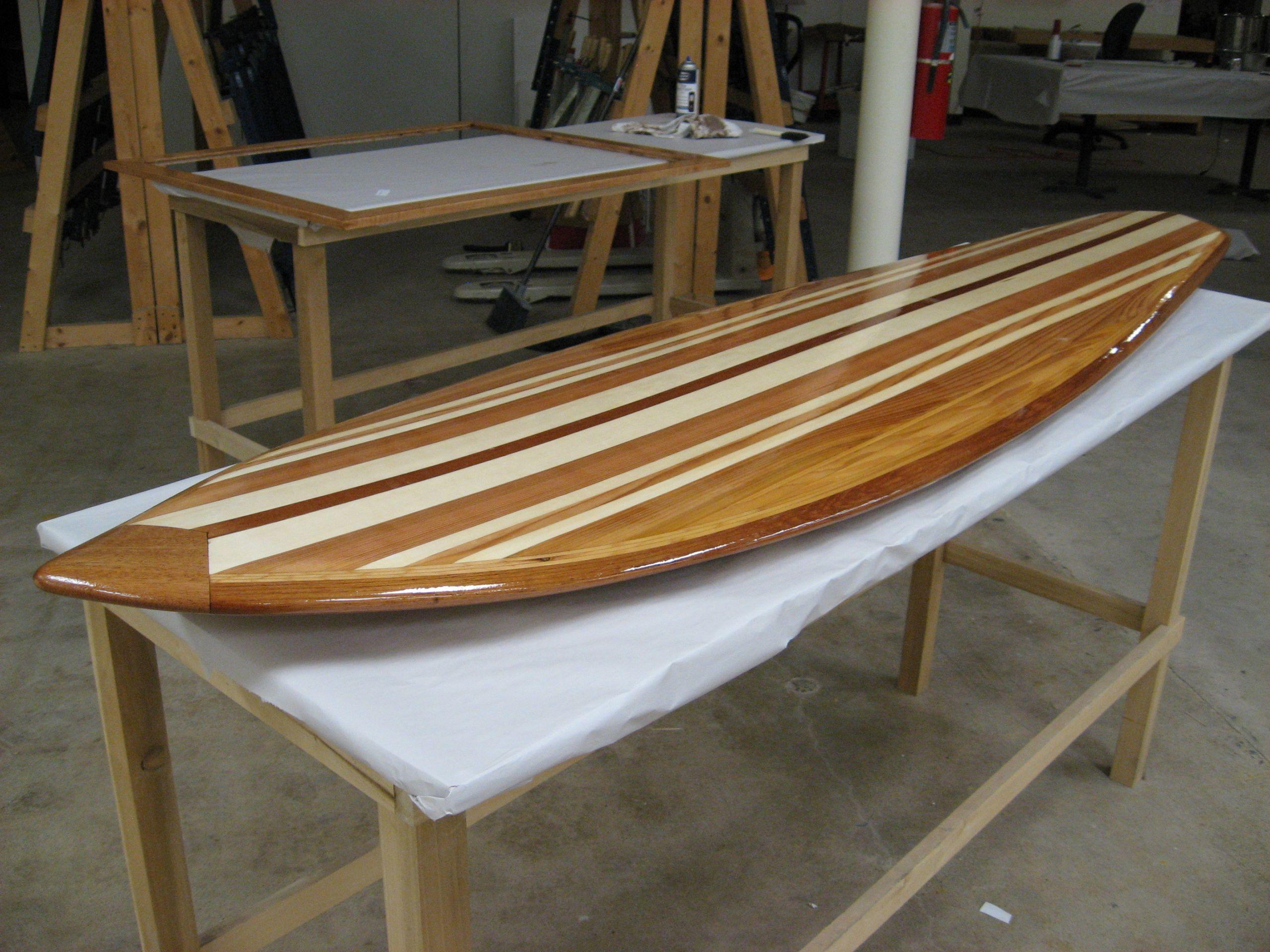 DIY Wood Surfboard  DIY Wooden Surfboard Plans PDF Download wood playhouse kit