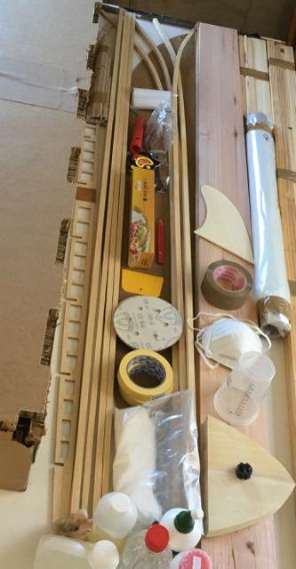 DIY Wood Surfboard  DIY surfboard kits Burnett Wood Surfboards