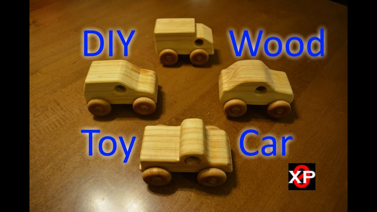 DIY Wood Toys  DIY Wooden Toy Cars