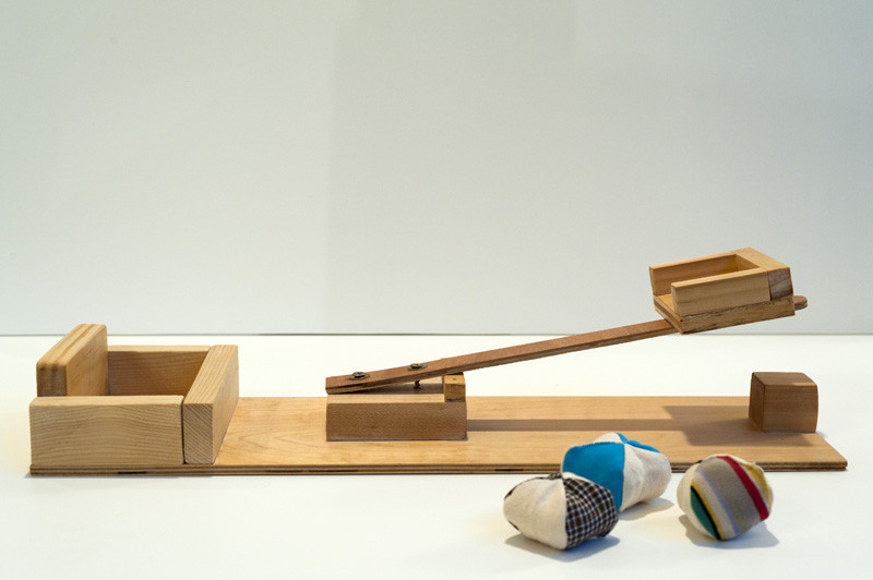 DIY Wood Toys  Made by Joel Catapult Toy