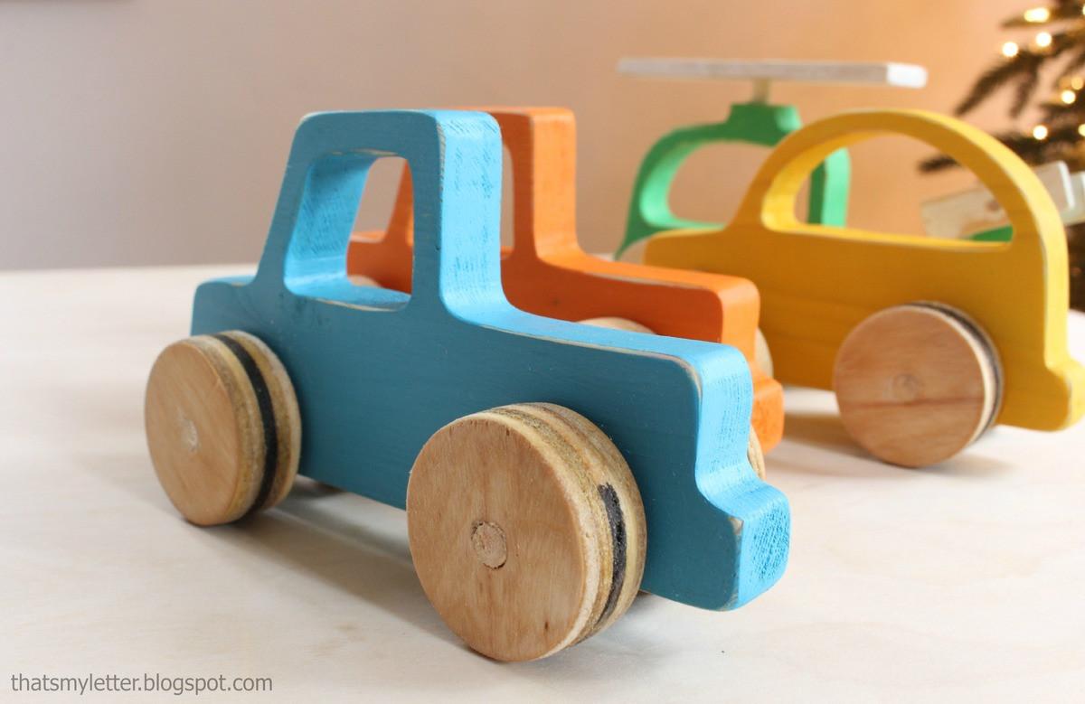 DIY Wood Toys  Ana White