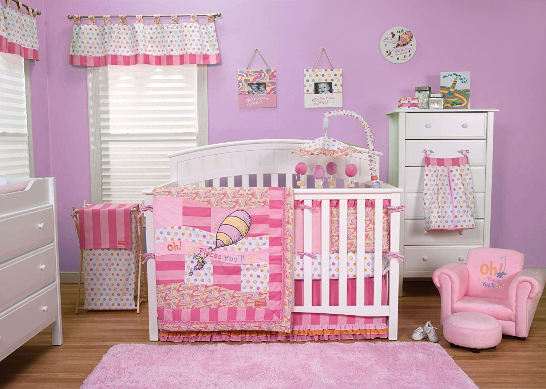 Dr Seuss Baby Room Decor  Dr Seuss Baby Bedding and Nursery Ideas