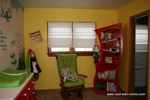 Dr Seuss Baby Room Decor  Kids Bedroom Themes