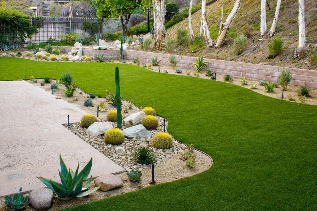 Drought Tolerant Landscape Design  Beautiful Drought Tolerant Landscape Design — Rickyhil