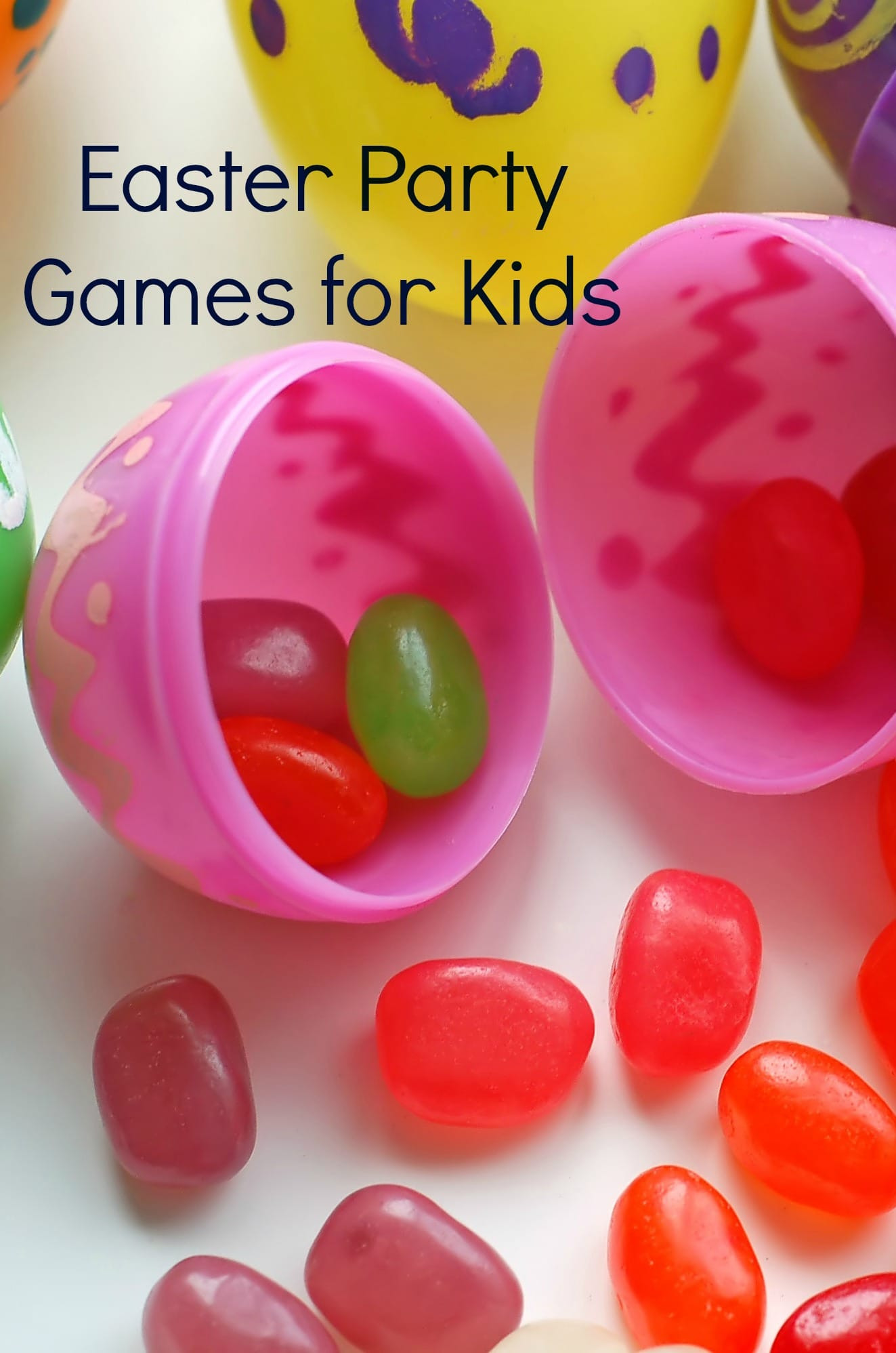 Easter Party Games For Kids  Easter Party Games for Kids I Like It Frantic