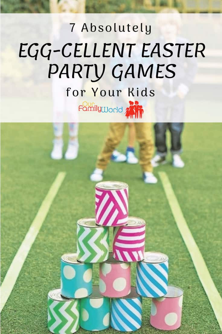 Easter Party Games For Kids  7 Absolutely Egg cellent Easter Party Games for Your Kids