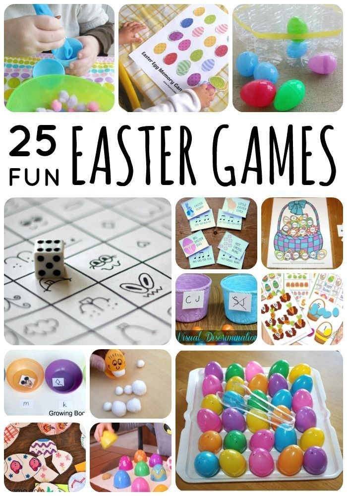 Easter Party Games For Kids  Over 25 Epic Easter Games for Kids