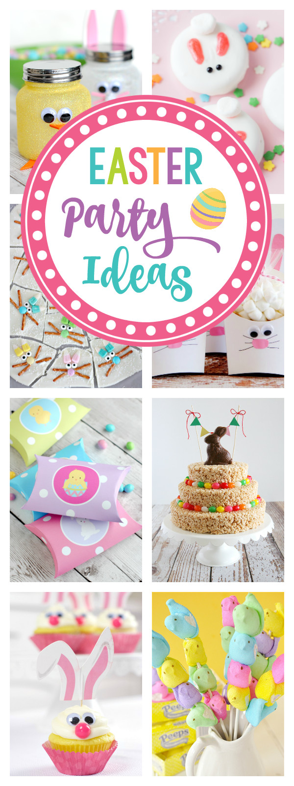 Easter Party Games For Kids  25 Fun Easter Party Ideas for Kids – Fun Squared