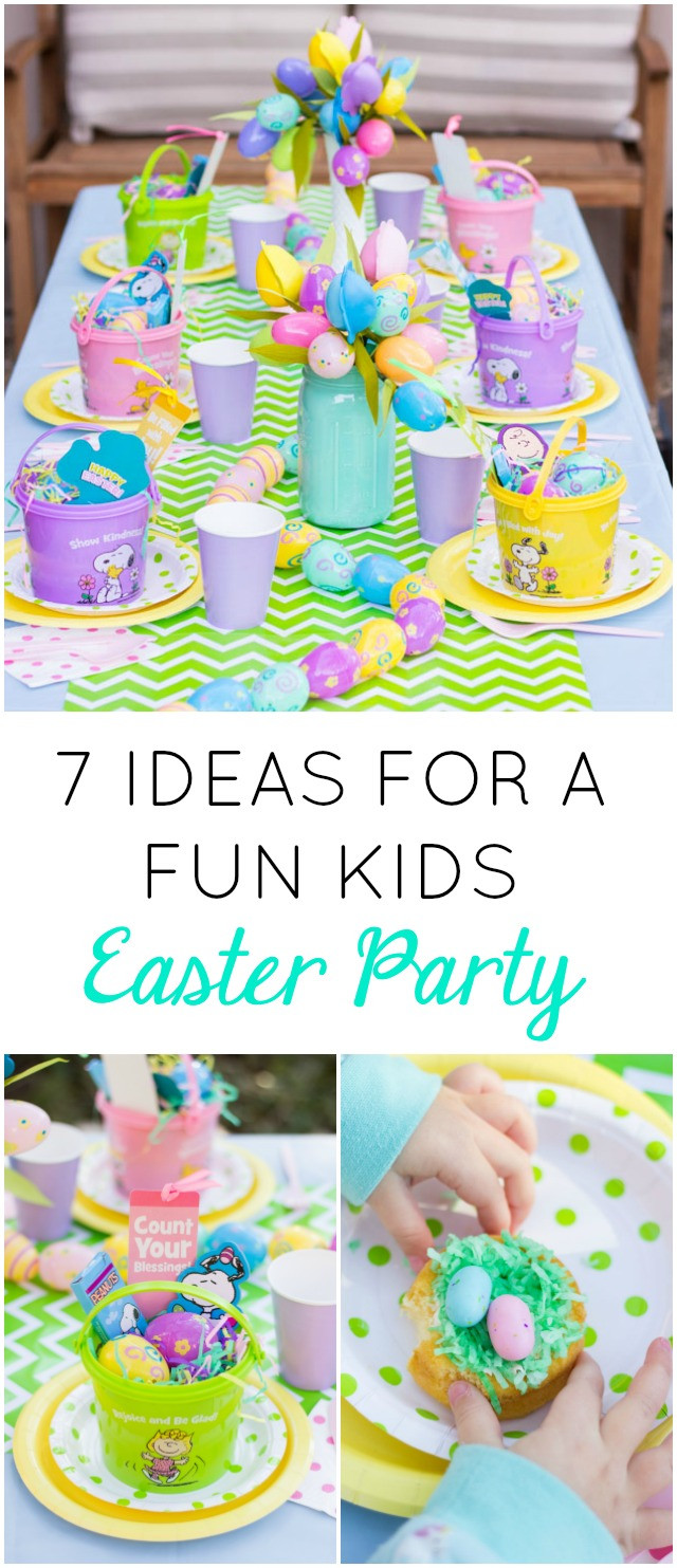 Easter Party Games For Kids  7 Fun Ideas for a Kids Easter Party