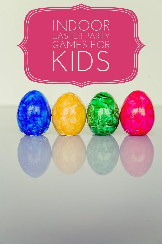 Easter Party Games For Kids  Indoor Easter Games Age 5 My Kids Guide