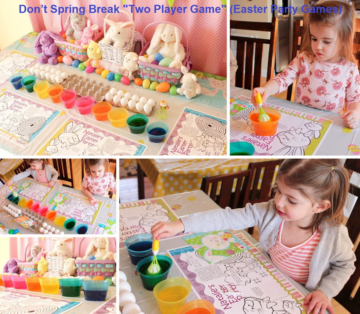 Easter Party Games For Kids  15 Best Easter Party Games For kids and Adults – Party