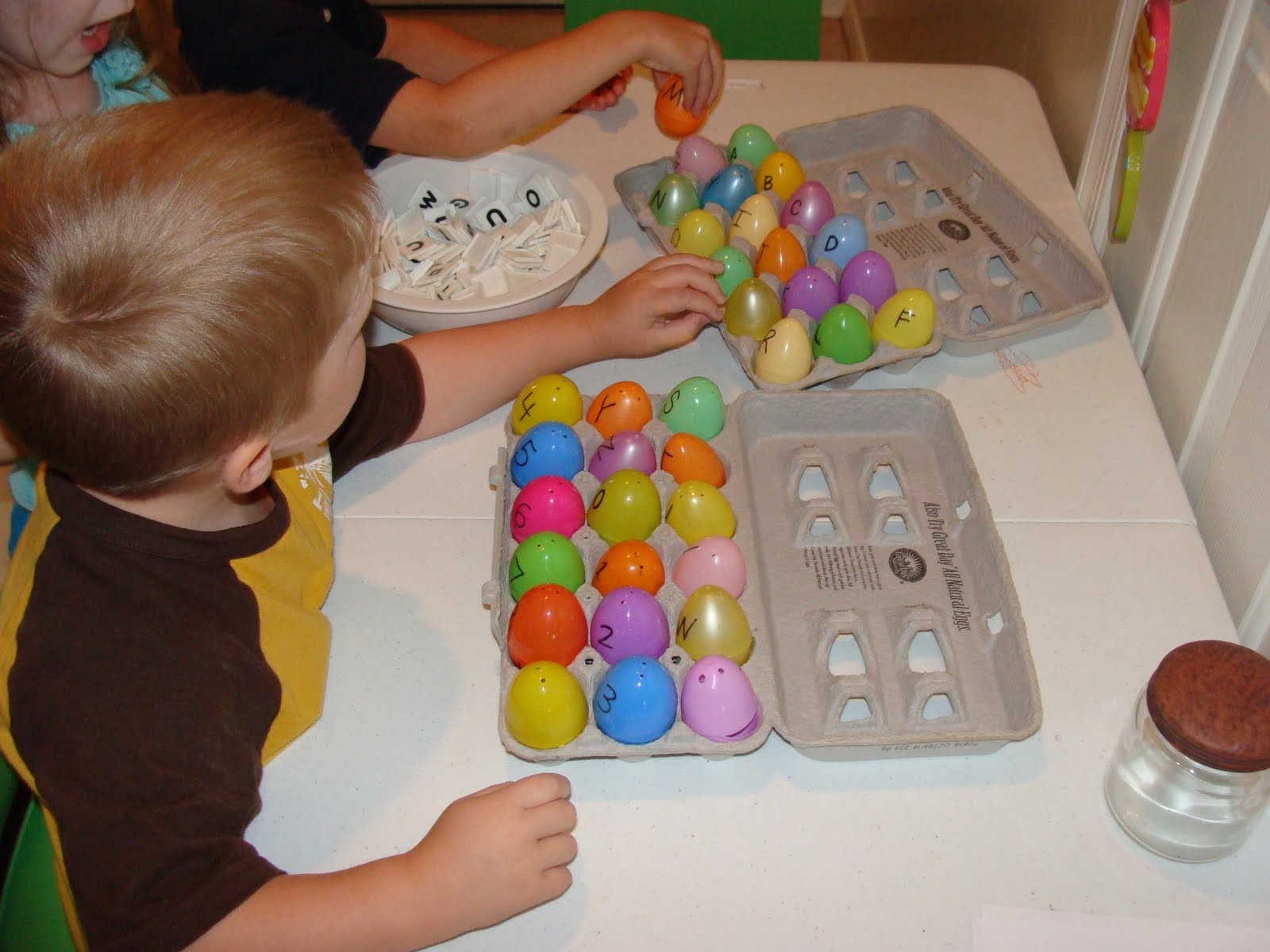 Easter Party Games For Kids  My Little Gems Easter Party Activities for Kids