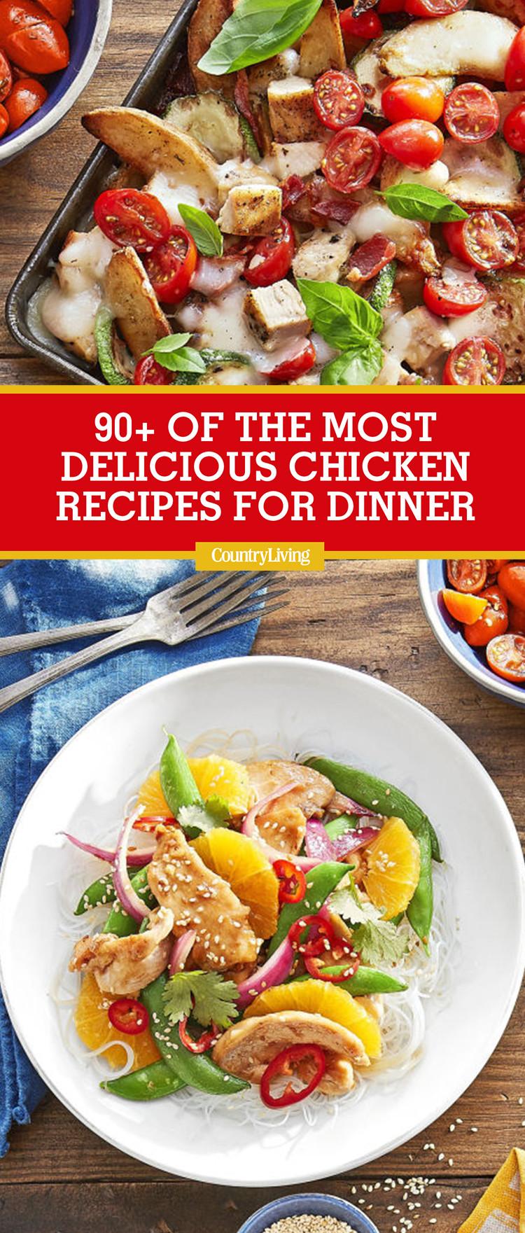 Easy Chicken Dinners  93 Best Chicken Dinner Recipes 2017 Top Easy Chicken
