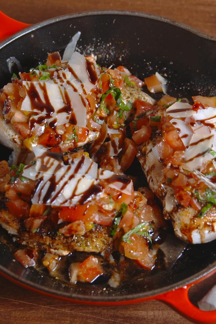 Easy Chicken Dinners  50 Easy Skillet Chicken Recipes Best Chicken Dinner