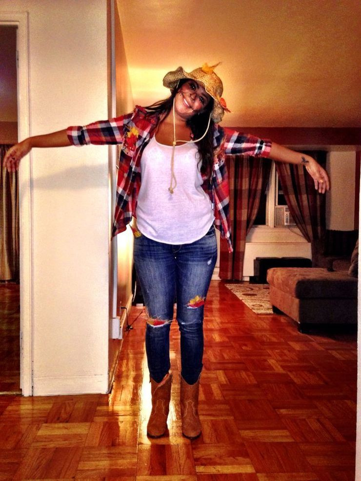 Easy DIY Adult Costumes  32 DIY Halloween Costumes When You ly Have A Minute