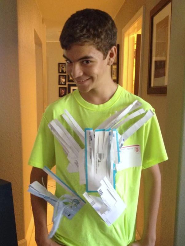 Easy DIY Adult Costumes  19 Easy DIY Adult Costumes C R A F T