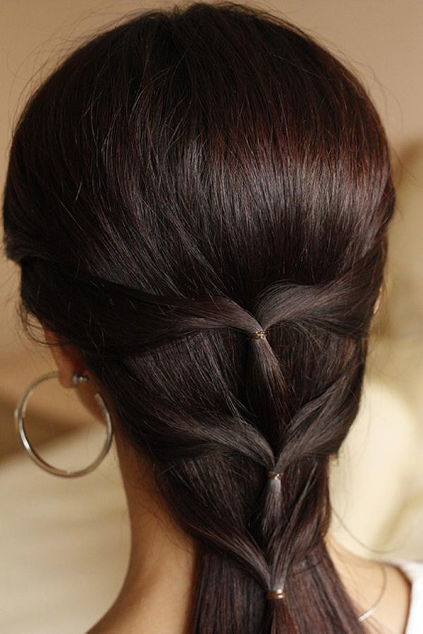 Easy Everyday Hairstyles  35 Cool Hairstyles For Girls You Should Check Today SloDive