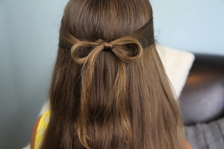 Easy Everyday Hairstyles  15 Easy Everyday Hairstyles to Try Hair Bow