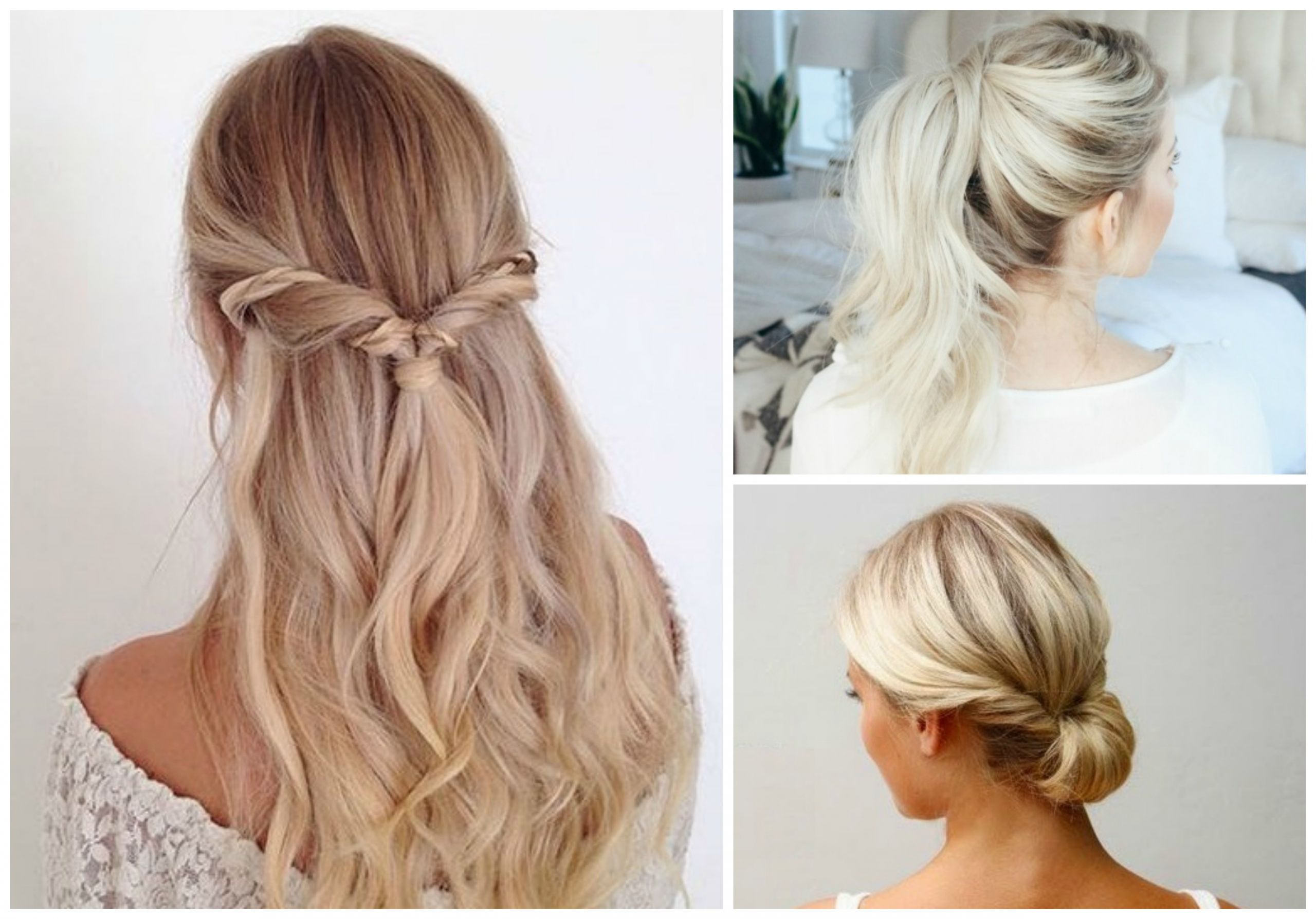 Easy Everyday Hairstyles  11 Super Easy Hairstyles for Everyday Life